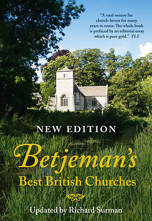 Betjemans Best British Churches