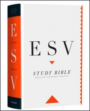 ESV Study Bible: Personal Size, Hardback
