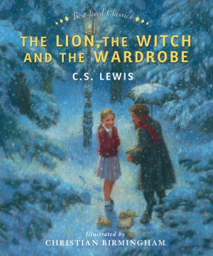 Lion The Witch And The Wardrobe Hb