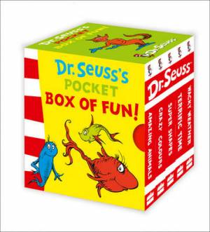 Dr. Seuss's Pocket Box of Fun!