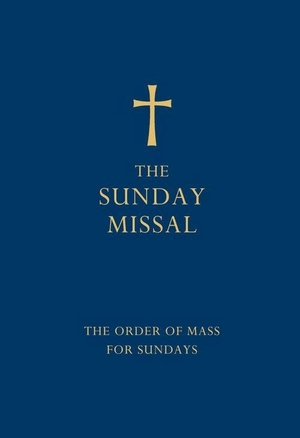 Sunday Missal: Blue Edition, Imitation Leather