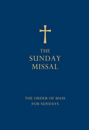 Sunday Missal: Blue Edition, Imitation Leather