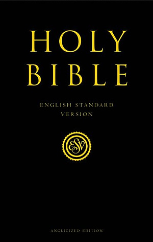 ESV Gift and Award Bible: Black, Paperback, Anglicised