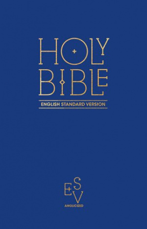 English Standard Version (ESV) Anglicised Pew Bible