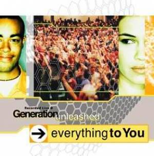 Audio CD-Everything To You