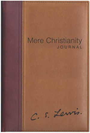 Mere Christianity Journal Duo Tone