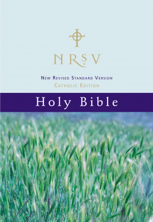 NRSV Bible Catholic Edition Hardback