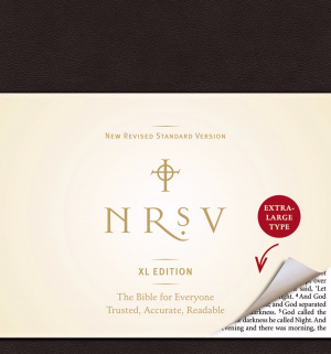 NRSV XL (Black) Imitation Leather