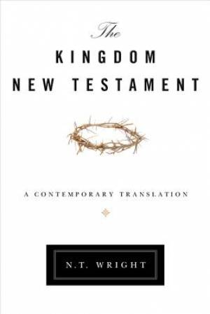 Kingdom New Testament Hardback