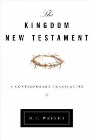 Kingdom New Testament Hardback