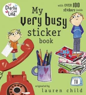 My Very Busy Sticker Book