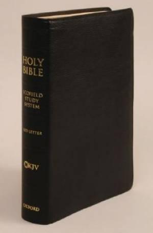Scofield Study Bible 3