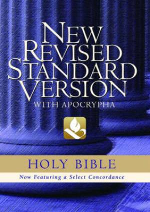 NRSV Bible with Apocrypha: Paperback