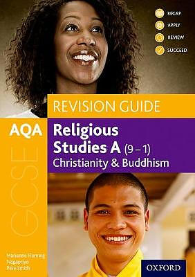 AQA GCSE Religious Studies A: Christianity and Buddhism Revision Guide