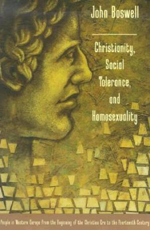 Christianity, Social Tolerance and Homosexuality