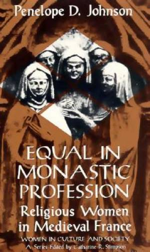 Equal in Monastic Profession