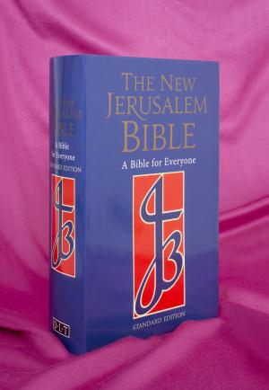 NJB Study Bible: Blue, Hardback