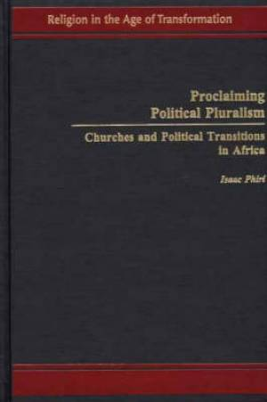 Proclaiming Political Pluralism