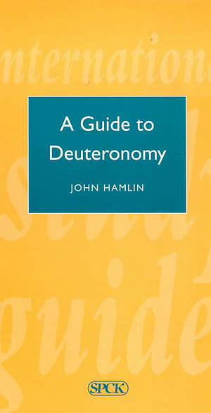 Deuteronomy : International Study Guide