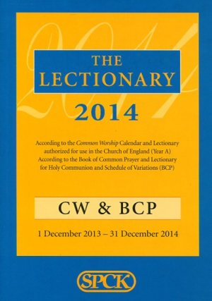 The Lectionary 2014