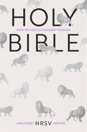 NRSV Anglicized Holy Bible