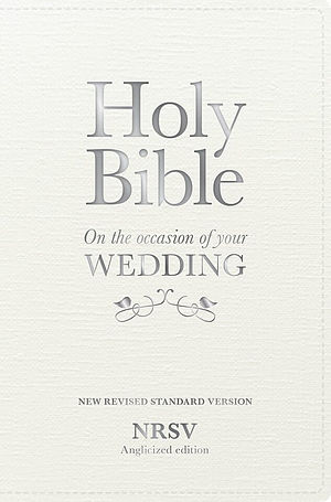 NRSV Wedding Bible