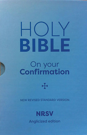 NRSV Confirmation Bible