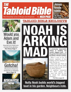 The Tabloid Bible