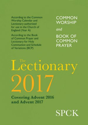 The Lectionary 2017