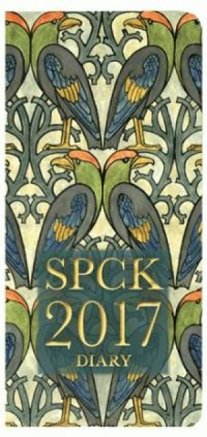 Contemporary Church Pocket Book and Diary 2017
