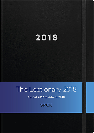 The Common Worship Lectionary 2018 - Cased with elastic
