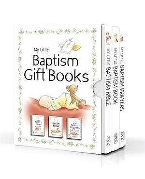 My Little Baptism Gift Books