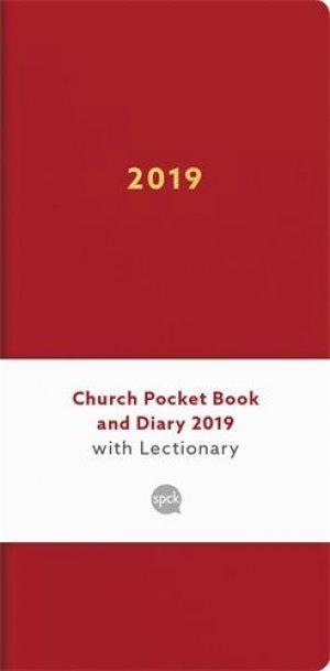 Church Pocket Book and Diary 2019