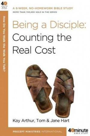 Being A Disciple