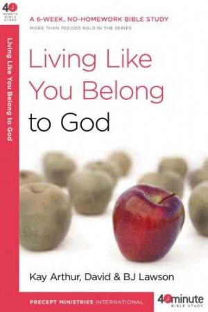 Living Like You Belong To God Pb