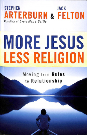 More Jesus Less Religion