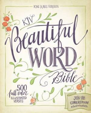 KJV Beautiful Word Bible