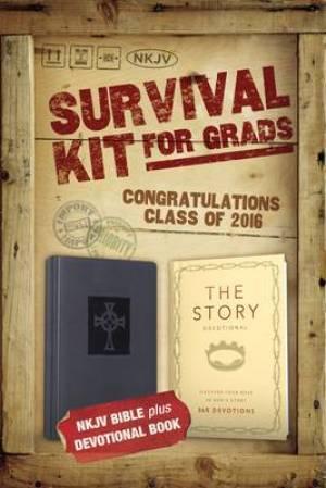 2016 Survival Kit for Grads, Nkjv