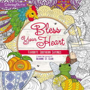 Bless Your Heart Coloring Book