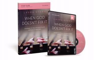 When God Doesn't Fix It Study Guide with DVD