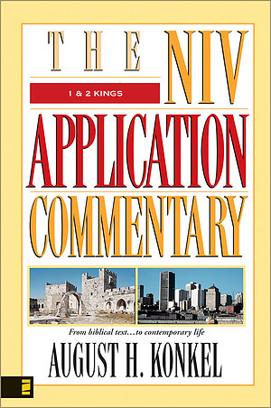 1 & 2 Kings: NIV Life Application Commentary