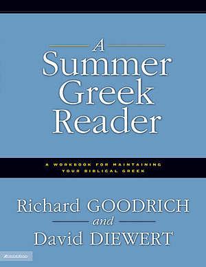 Summer Greek Reader, A
