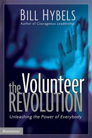 Volunteer Revolution hardback