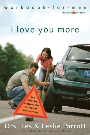 I Love You More Workbook for Men