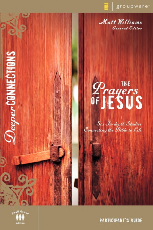 Prayers Of Jesus Participants Guide Pb