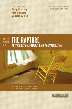 Three Views On The Rapture Pb