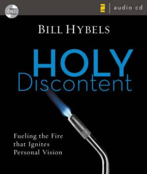 Holy Discontent Audio Cd