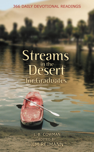 Streams In The Desert For Graduates Pb
