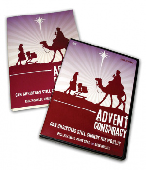Advent Conspiracy Study Pack