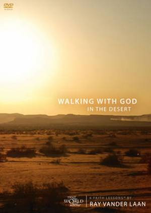 Walking with God in the Desert DVD